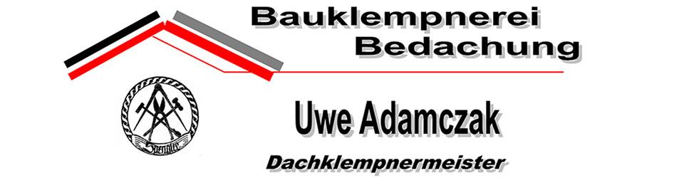 Bauklempnerei Bedachung Uwe Adamczak